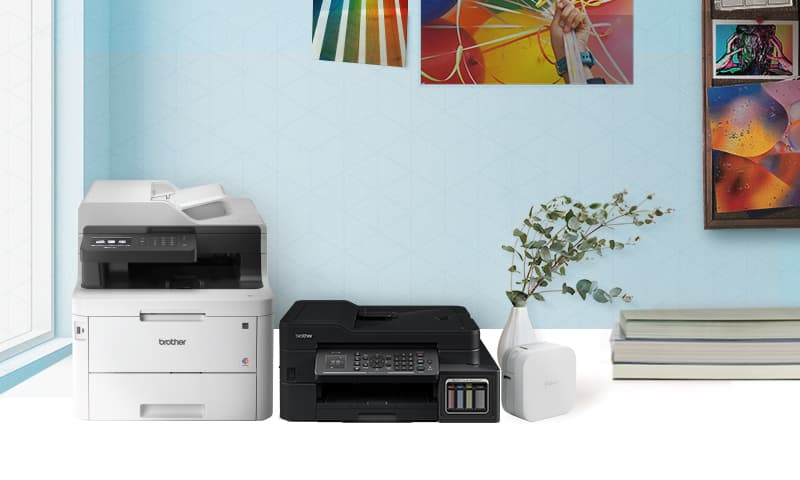 Printer, Scanner, Sewing Machine and label printer | Brother