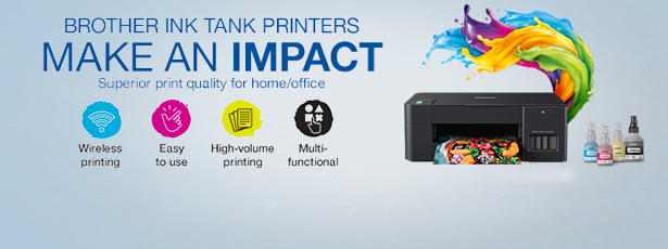 Brother Ink Tank Printers