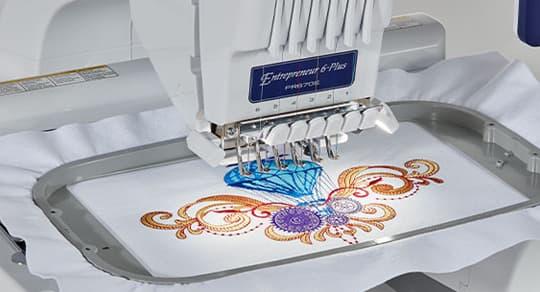 Brother embroidery solutions