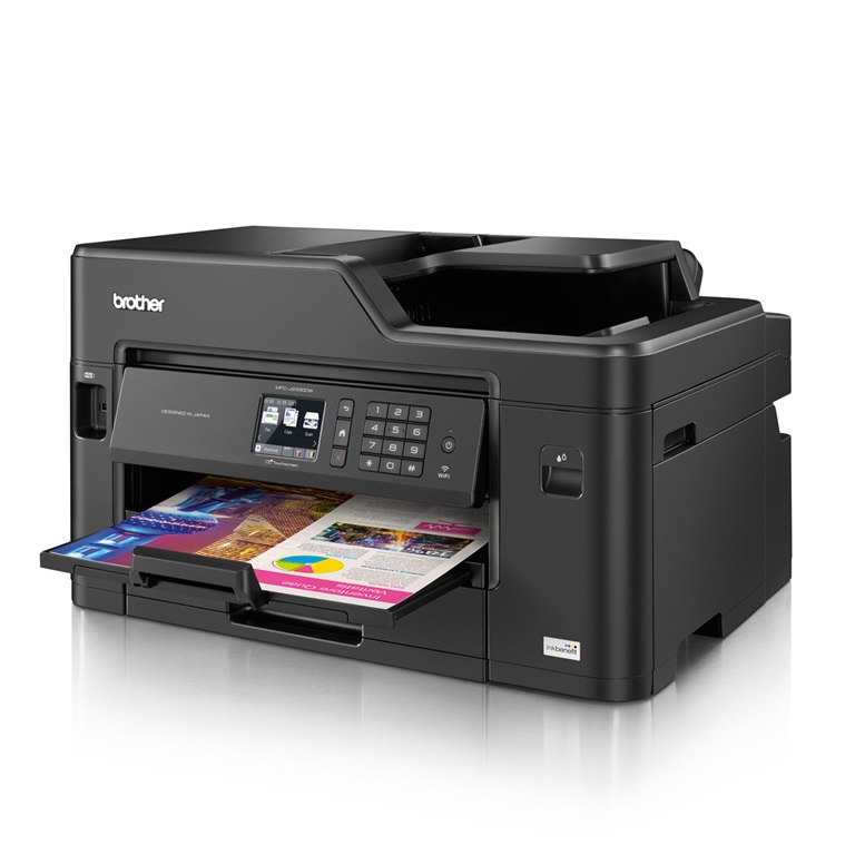 Mfc J2330dw Inkbenefit Multi Function Business Inkjet Colour