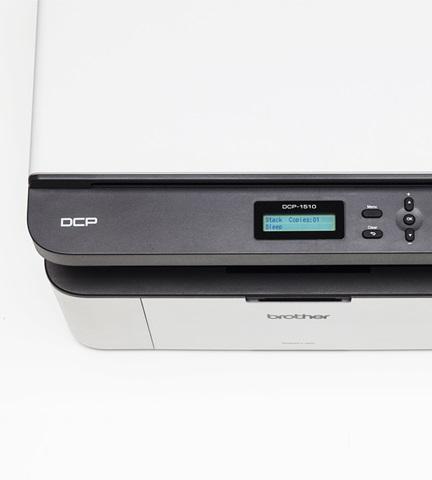 Rask DCP-1510 Multi-function Monochrome Laser Printer - Brother Singapore ZE-56